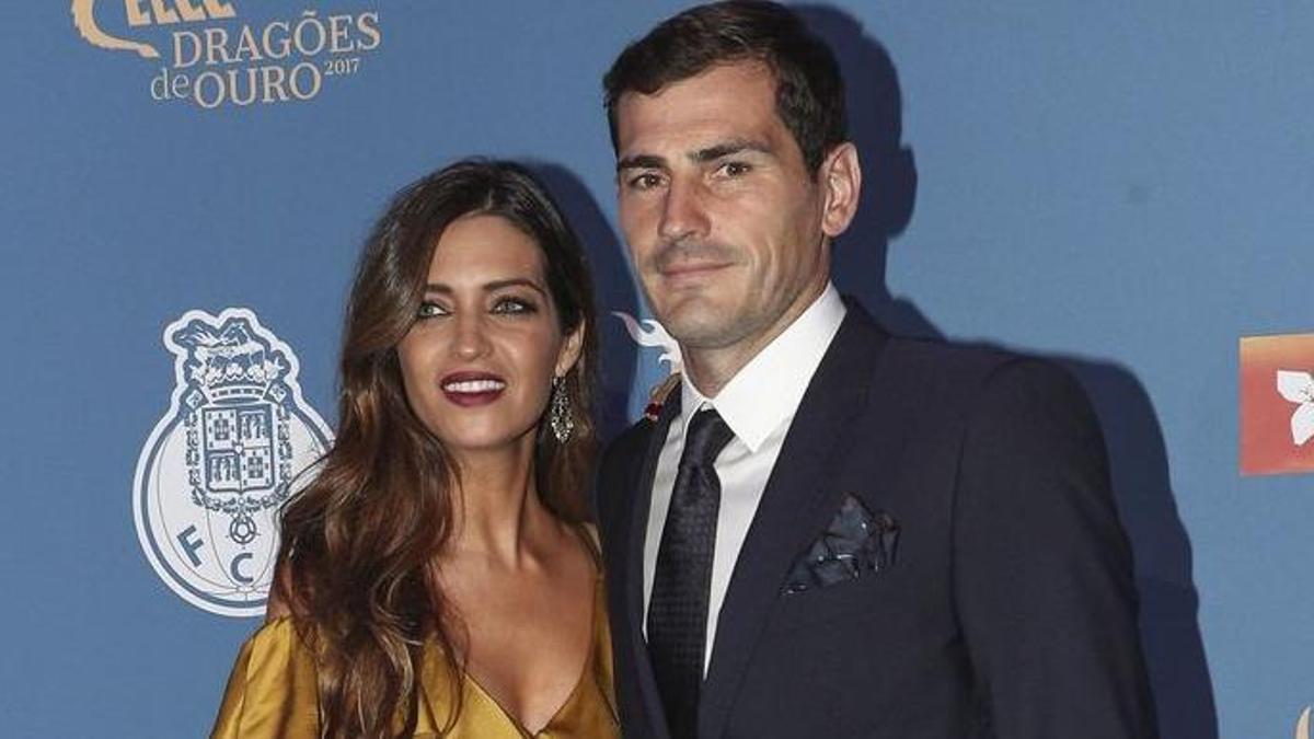 La periodista Sara Carbonero, ahora separada del histórico guardameta Iker Casillas, pasó por la misma situación