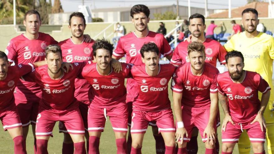 El Racing Murcia empezará la Copa del Rey en Ceuta
