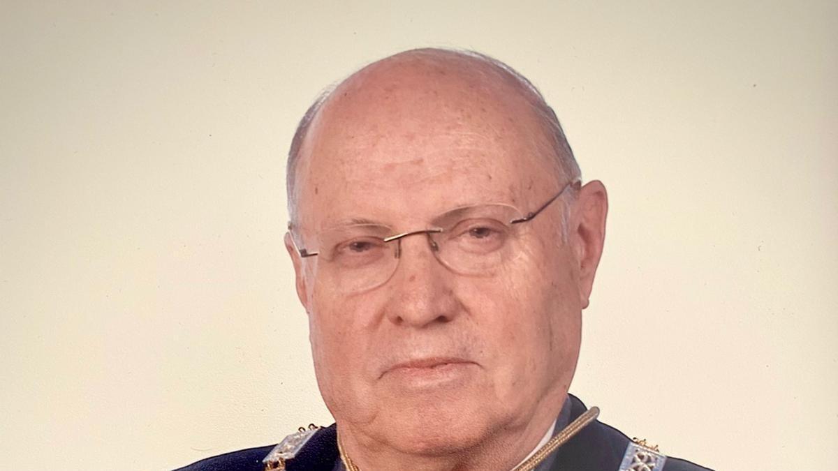 Fallece el expresidente de la Audiencia Provincial de Castelló Fernando Tintoré