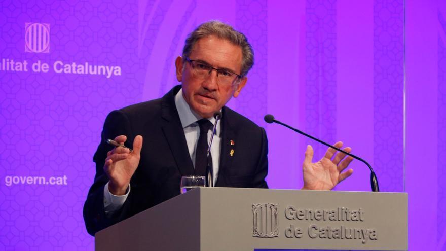 """Giró confia que els bancs """"reconsiderin la seva posició"""" i avalin ara el fons de l'ICF"""