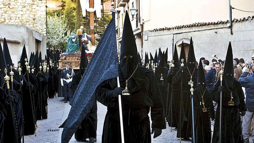 VÍDEO | Revive la procesión del Santo Entierro - Semana Santa de Zamora
