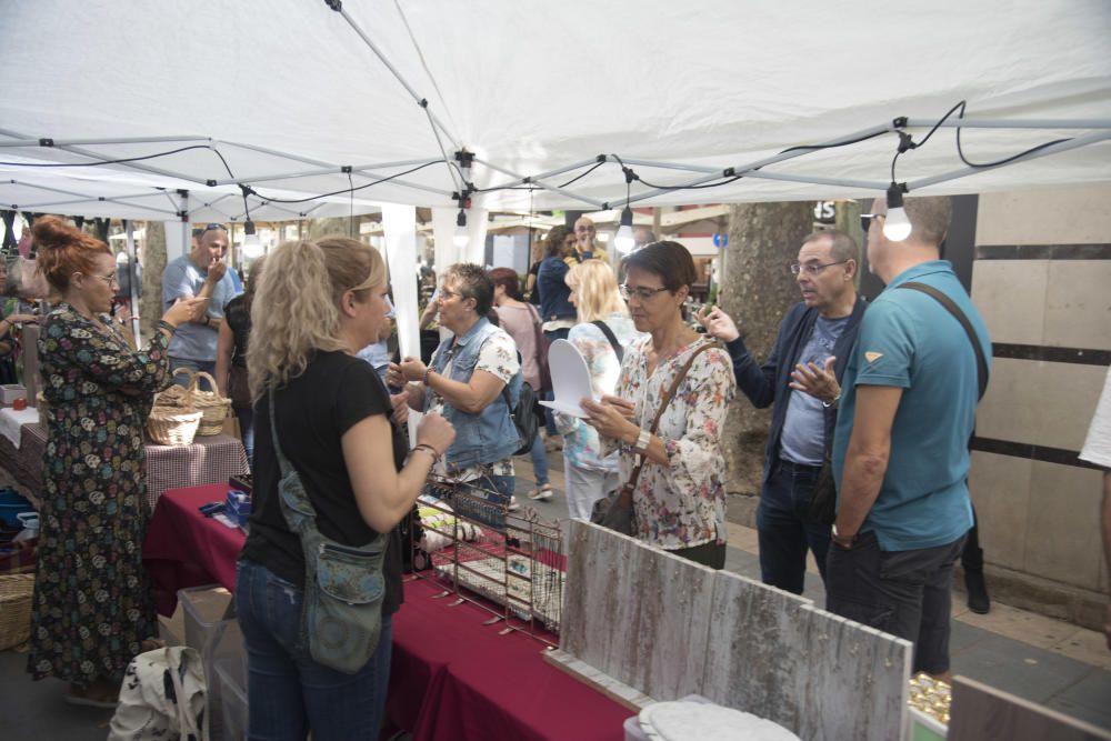 Fira d'Artistes i Artesans del Passeig Pere III