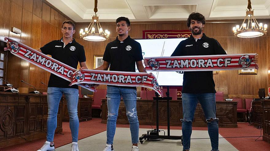 Motivación máxima en las filas del Zamora CF
