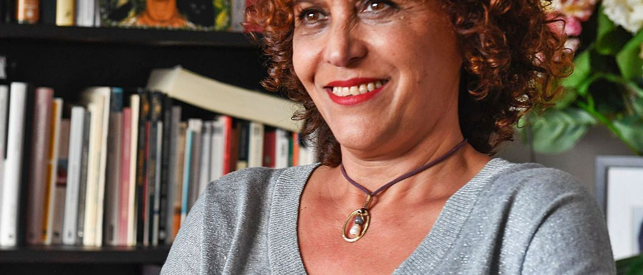 María Auxiliadora Díaz, magistrada del Juzgado de Violencia Sobre la Mujer nº2 de Las Palmas de Gran Canaria. | | JUAN CASTRO
