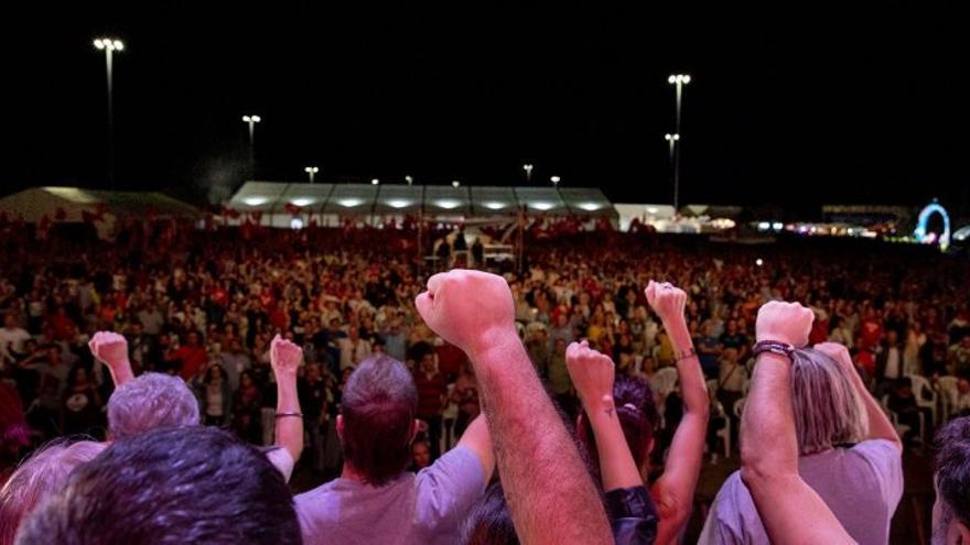 El PCE celebra su centenario con un acto público este sábado en Málaga