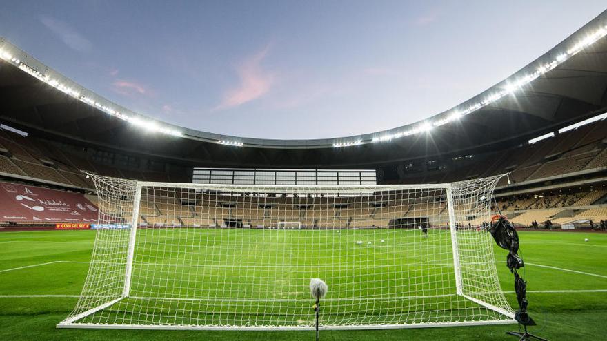 Real Sociedad-Barcelona y Athletic-Real Madrid, semis de la Supercopa en Andalucía