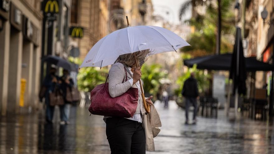 La Palma, El Hierro y Tenerife, en aviso máximo amarillo este domingo
