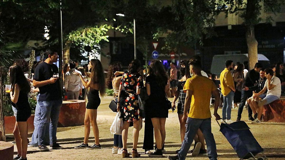 Imagen de archivo de la Plaza de Honduras