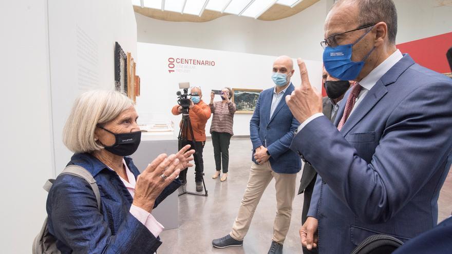 El CDAN conmemora el centenario de Beulas y los quince años de su fundación