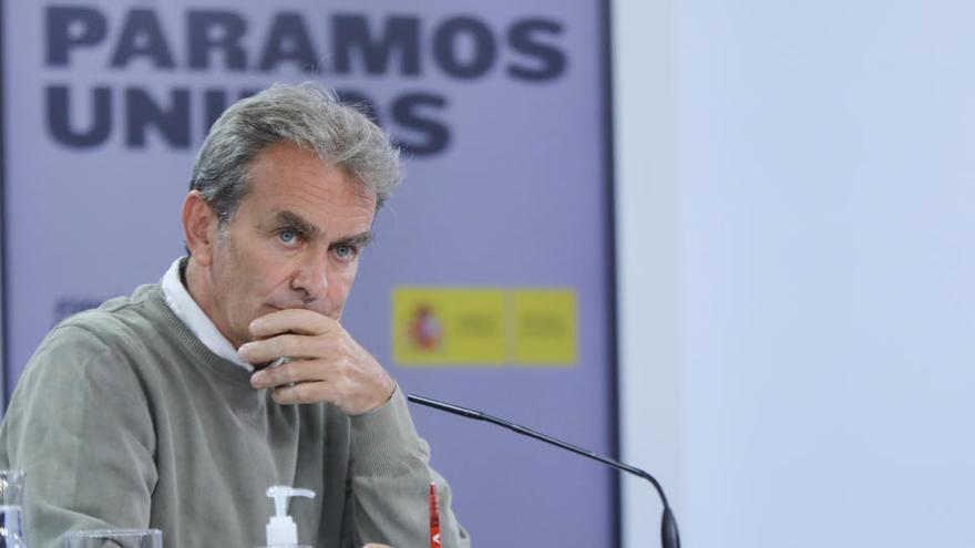 """Simón avisa: la evolución del coronavirus """"no es buena"""" y está en ascenso en 8 regiones"""