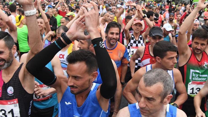 El Concello cancela la Maratón Atlántica y aplaza el GP Cantóns y el Coruña 10