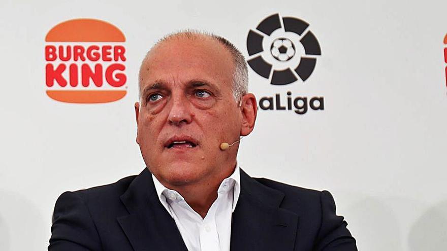 Madrid, Barça y Athletic se alían contra LaLiga