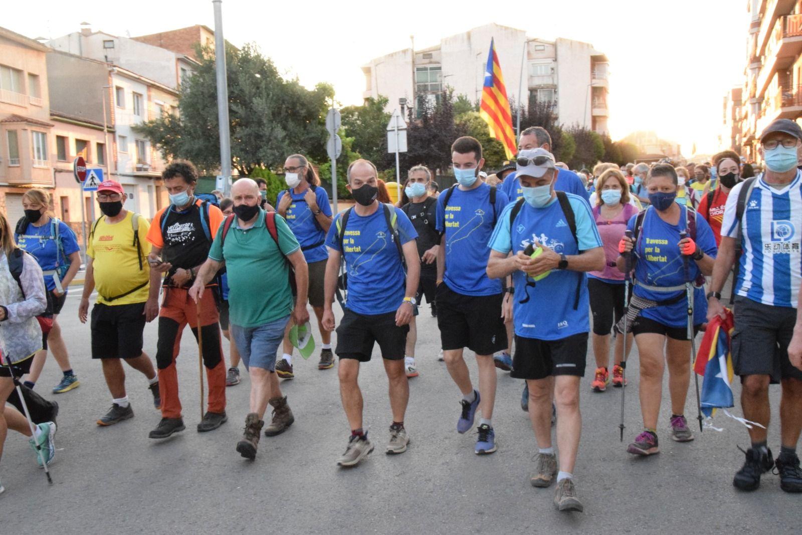 Jordi Turull encapçala la Travessa per la llibertat