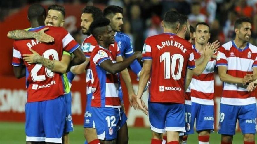 LaLiga 123: Los goles del Mallorca - Granada (1-1)