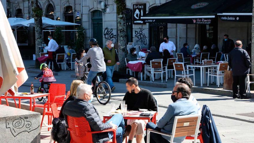 La hostelería mantiene en ERTE al 70% del personal al ampliarse horarios pero no aforos