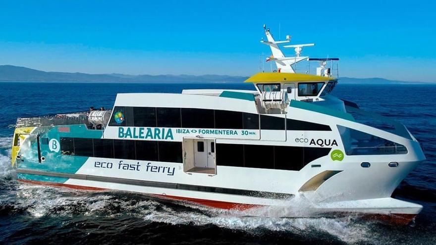 """El """"Eco Aqua"""", diseñado por una ingeniería de Vigo, buque destacado del año"""