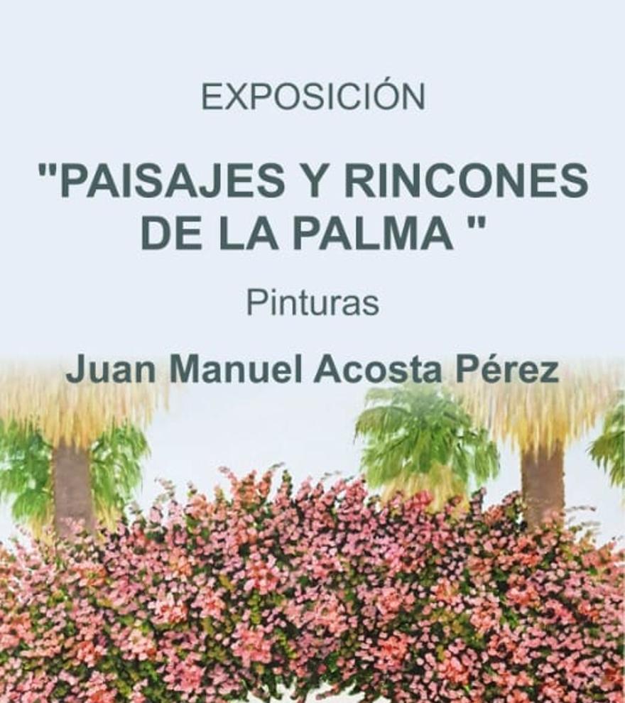 Paisajes y Rincones de la Palma