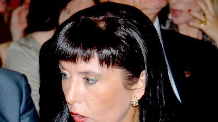 La magistrada Juana López Hoyos nueva juez decana de los juzgados de Torrevieja