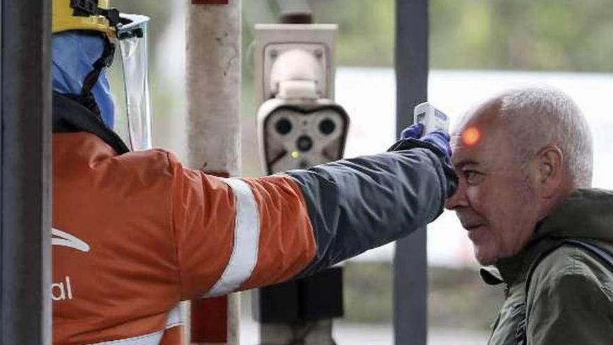 Arcelor prevé pérdidas de 384 millones este año en España por el coronavirus