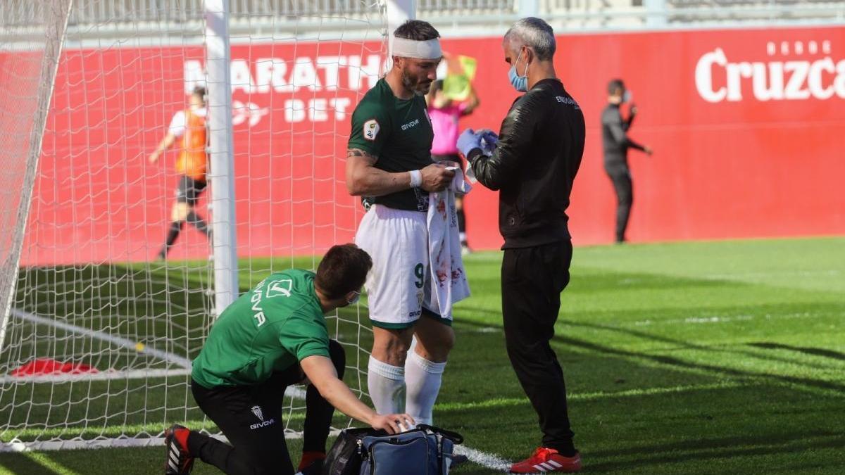 Cinco claves del difícil momento que atraviesa el Córdoba CF
