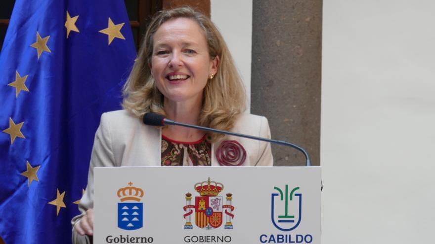 El Estado prepara 40 millones en fondos europeos para reforzar la conectividad del IAC en La Palma