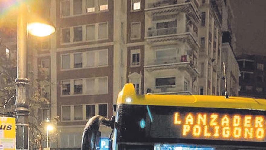 Crece un 34% el uso del bus lanzadera a los polígonos
