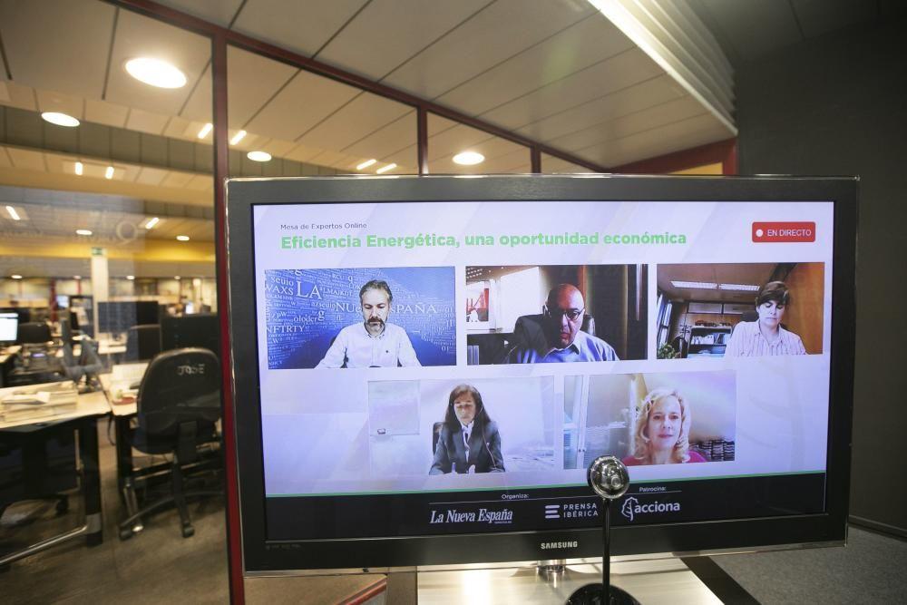 La eficiencia energética, un granero de empleo para Asturias
