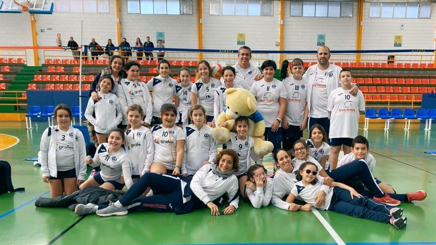 El Guadalquivir domina las ligas femeninas con dos coronas