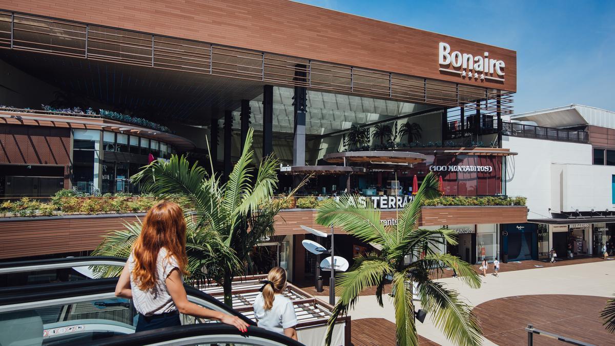 Centro Comercial Bonaire.