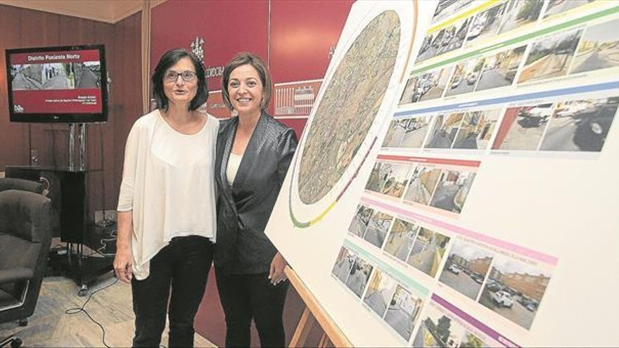 El PP acusa a Amparo Pernichi de mentir con 'Mi barrio es Córdoba'