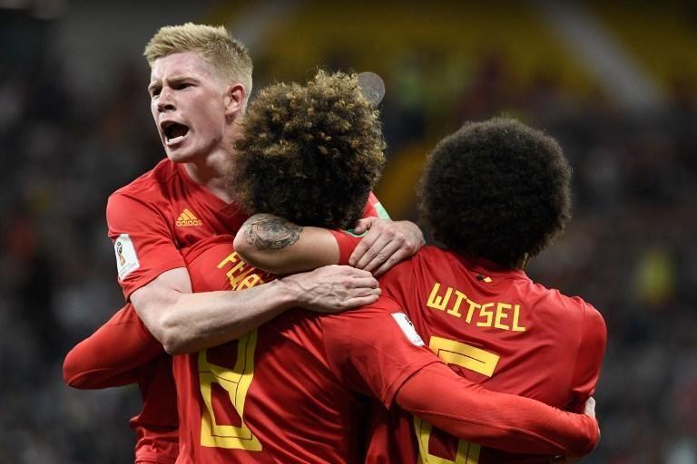 Mundial 2018: Bélgica - Japón