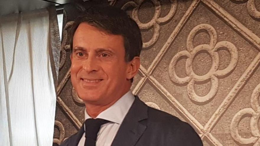 Valls concurrirá a las municipales con la plataforma 'Barcelona capital europea'