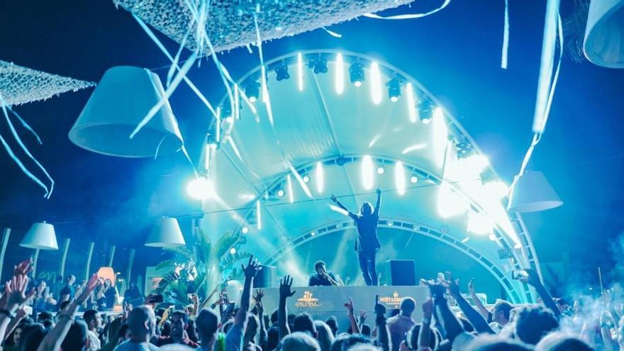 Marina Beach acoge la mayor reunión de dj´s de España
