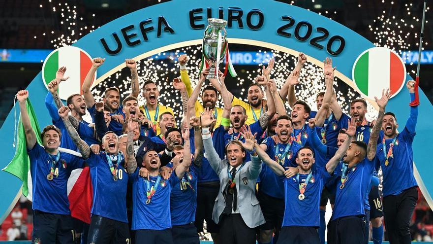 La final de la Eurocopa arrasa en Telecinco con casi 9 millones en los penaltis