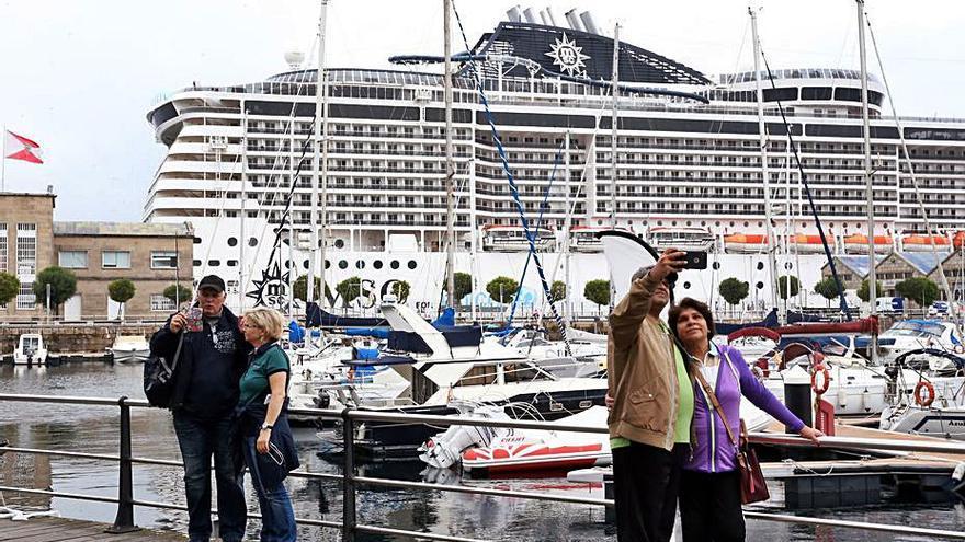 Cuenta atrás para la vuelta de cruceristas a Vigo