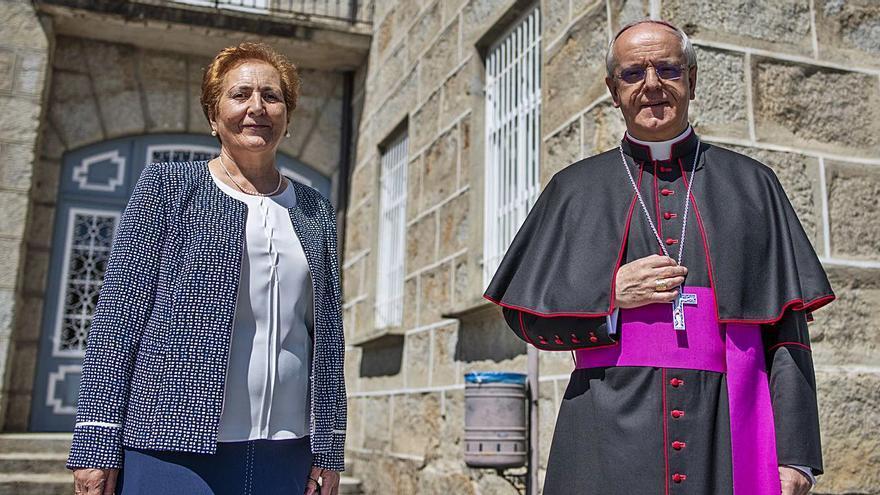 """Josefa Ledo: """"Lo más grande de la iglesia son los misioneros"""""""