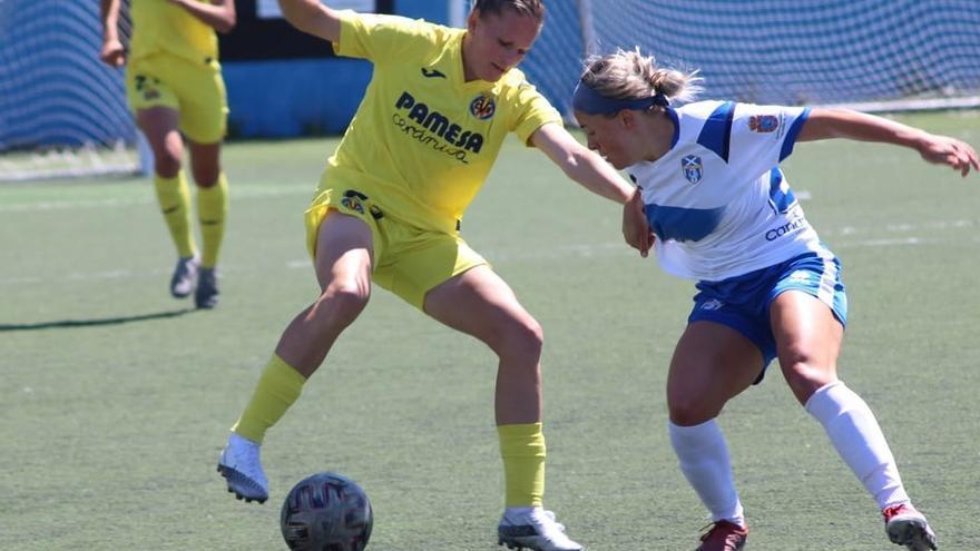 Las campeonas del Villarreal ganan a un atrevido Granadilla B (0-3)