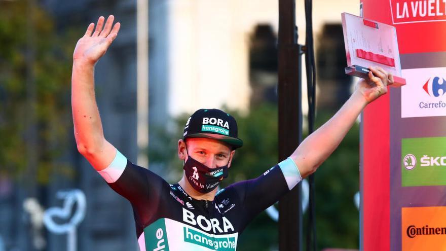 Ganador de la etapa 17 de la Vuelta: Pascal Ackermann