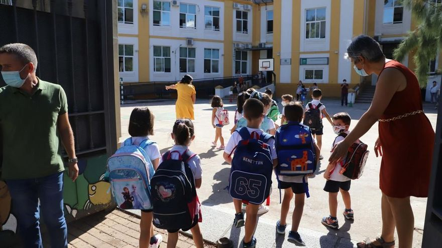 Guía práctica para el inicio del curso escolar 2021-2022 en Córdoba