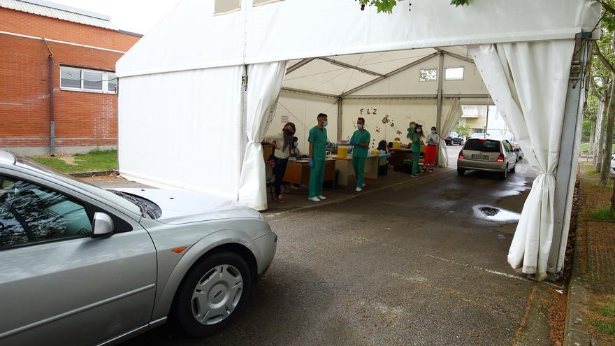 Castilla y León ralentiza el auge de los contagios con 207 nuevos casos