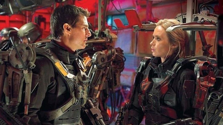 Tom Cruise y Emily Blunt protagonizarán la secuela de 'Al filo del mañana'