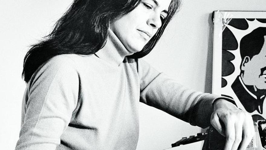 La cara B de Susan Sontag