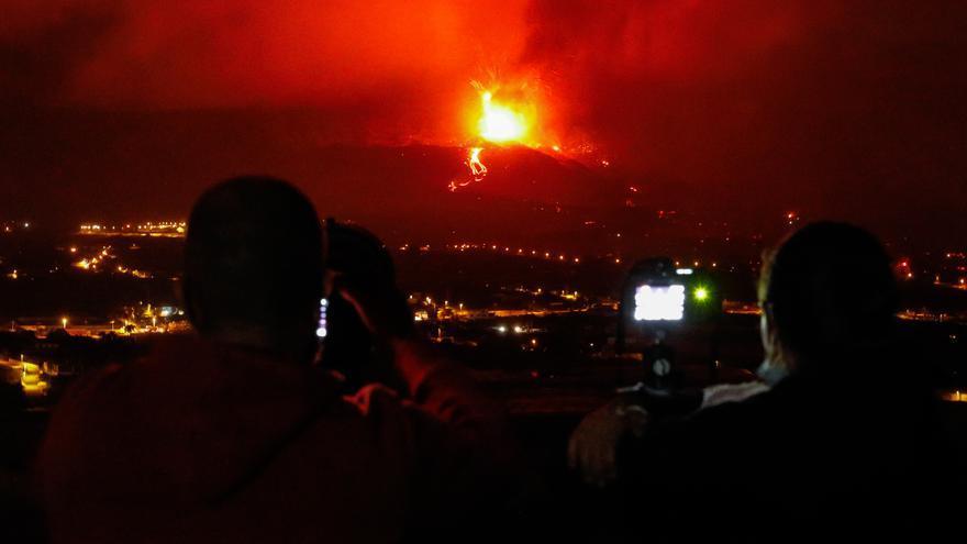 Directo | La erupción, con una nueva colada, arrasa 212 hectáreas y 461 edificios
