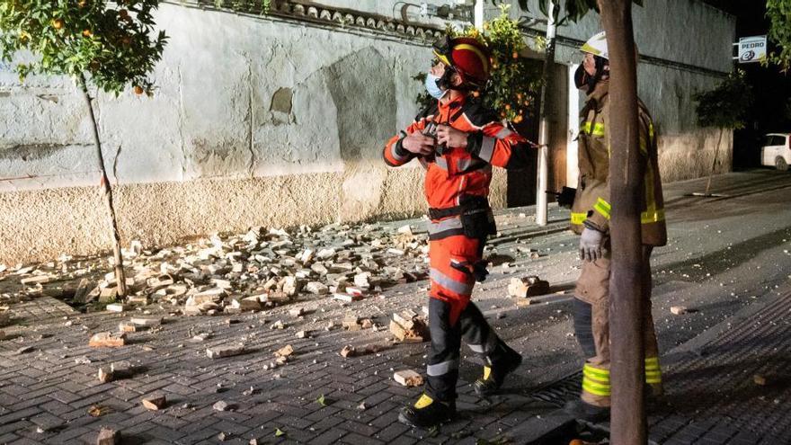 El enjambre de terremotos de Granada suma más de 100 temblores tras el de 4,4