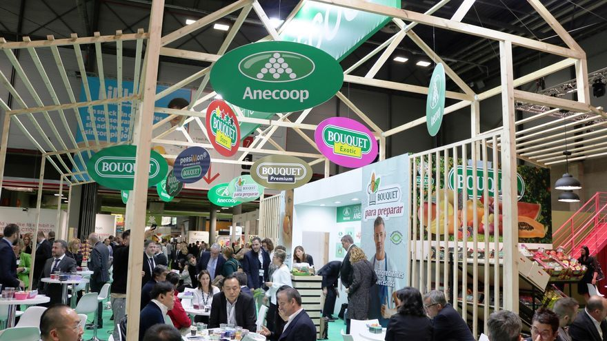 Anecoop prepara un escaparate virtual para acudir al certamen Fruit Attraction