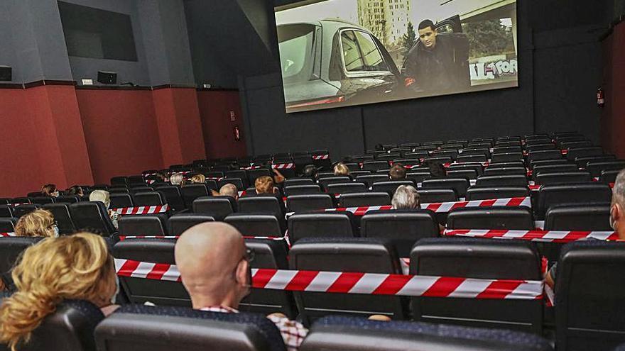 Los Odeón refuerzan sus vínculos con el Festival de Cine y «Diversa»