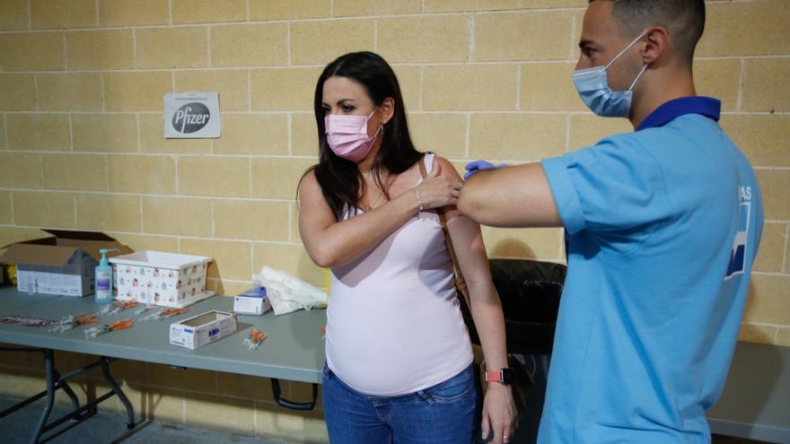 Vacunación sin cita en vista alegre