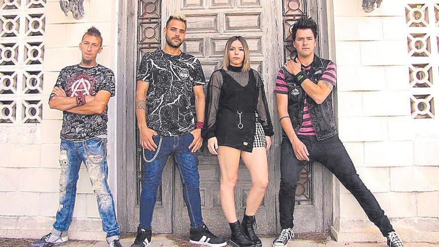 'Rock' des de Xàbia per a la lluita contra el càncer