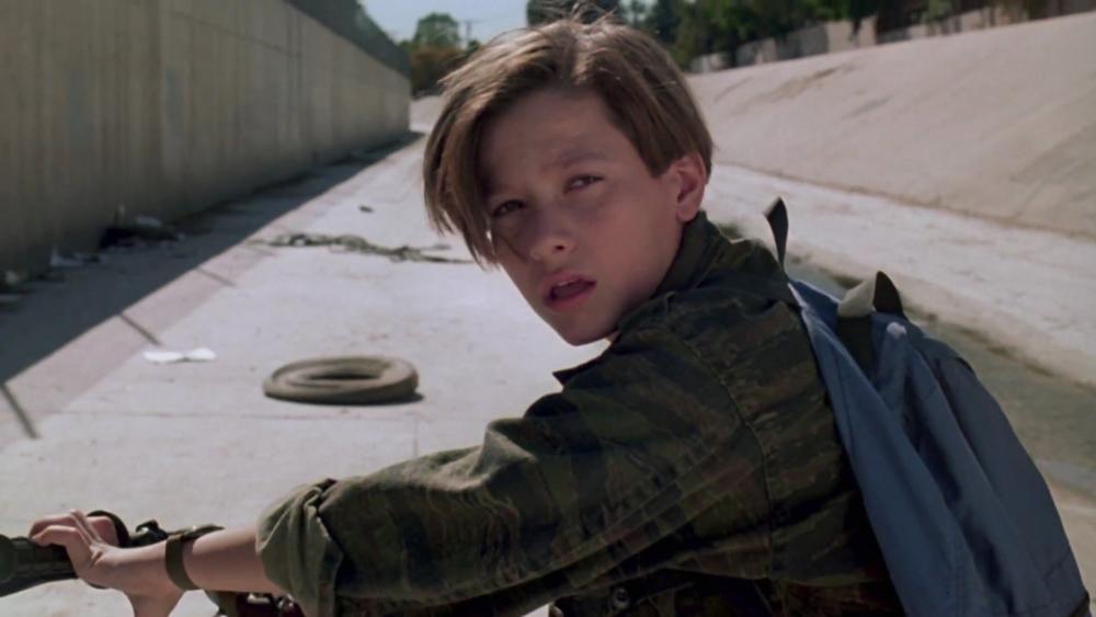 Edward Furlong en 'Terminator 2'.