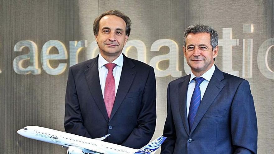 La malagueña Aertec explora nuevas oportunidades aeronáuticas en Libia